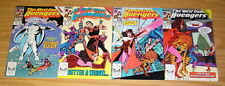West Coast Avengers: VisionQuest #1-4 complete story 42 43 44 45 1st new vision