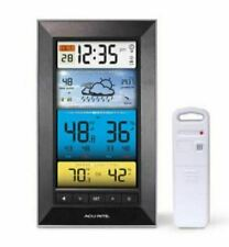 AcuRite Color Digital Wireless Weather Station Self-Calibrating Atomic Clock