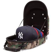 New Era 6 Cap Carrier, Woodland Camouflage