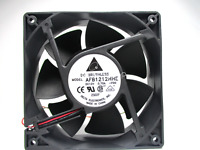 DELTA AFB1212HHE Daul ball cooling fan DC12V 0.70A 8.4W 120*120*38MM  2pin