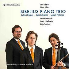 Lefkowitz / Saariaho / Sibelius Piano Trio - Sibelius Piano Trio [New CD]