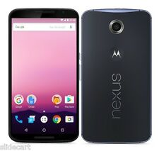 Motorola Google Nexus 6 XT1100 32GB 4G Midnight Blue with Manufacturer Warranty