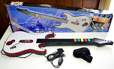 NEW WIRED Guitar Hero & Rock Band 3 2 1 4 Gaming Controller Sony PS3/PS2/PS4/PC