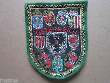 Osterreich Woven Cloth Patch Badge