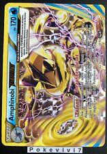 Carte Pokemon AMPHINOBI 41/122 Ultra Rare TURBO XY9 FR
