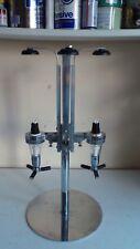 BAR Butler 4 BOTTIGLIA Shot Dispenser Supporto metallico liquore alcool SPIRITI W 2 versatore