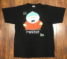 Vintage South Park, Comedy Central Cartman, Tultex, 1997, Pre-Owned.