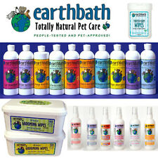 Eartbath Totally Natural Pet Shampoo - Free Shipping