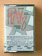 PLAY 8 David Bowie Tina Turner Jaki Graham RARE SEALED PHILIPPINES Compilation