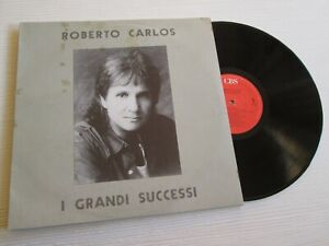 ROBERTO CARLOS I Grandi Successi LP ITALY PRESS NO CD