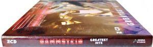 Rammstein - Greatest Hits - Rare - 2CD - 36 songs - Digipak