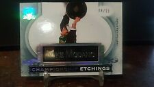 2016-2017 Mike Modano The Cup Championship Etchings 04/15