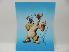 ICE AGE SID John Leguizamo Signed 11x14 Photo #1