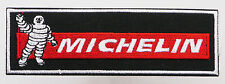 """MICHELIN"" Tyres Race Sponsor Embroidered Iron-On Patch - MIX 'N' MATCH - #3T05"