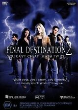 Final Destination 2 - DVD LIKE NEW REGION 4 FREE POST AUS