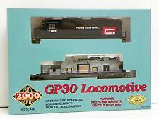 "PROTO 2000 - LIMITED EDITIONHO M/A ""PENN CENTRAL"" GP30 POWER LOCOMOTIVE #2196"