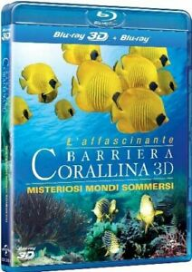 L'Affascinante Barriera Corallina Misteriosi Mondi Sommersi (Blu-Ray 3D+Blu-Ray)
