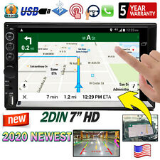 """NEW Car Stereo 2 Din Bluetooth MP5 7"""" Radio Video Phone for Chevy Colorado 04-12"""