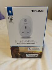 TP-Link Smart Wi Fi Plug  With Energy Monitoring