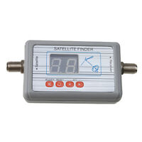 Satlink WS-6903 Digital Satellite Signal Finder Directv Meter LCD Buzzle for TV