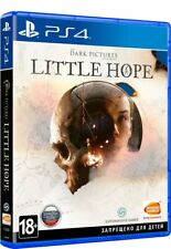 The Dark Pictures: Little Hope (PS4, 2020) Eng,Russian,Spanish,Italian,Ger,Fre
