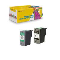 Compatible PG-40 Cl-41 (Black + Color) Ink For Canon Fax-JX200 Pixma MP150 2Pcs
