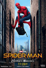 """Spider-Man: Homecoming 2017 Art Movie 19""""x14"""" Poster"""