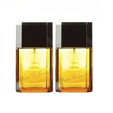Azzaro Pour Homme EDT Spray Set 3.4oz 100ml (1.7oz 50ml x 2) + 2 Fragranc Bonus
