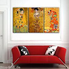 TIME4BILD GUSTAV KLIMT Adele Bloch Bauer Judith KUSS Baum BILDER LEINWAND Kunst