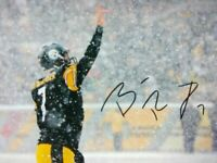 Ben Roethlisberger Steelers Signed Autographed 8X10 Photo REPRINT