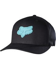 Fox Racing Emergency 110 Snapback Cap Hat Black Blue Fast & Free UK Post