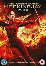 The Hunger Games: Mockingjay - Part 2 (DVD, 2016) New / Sealed