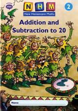 New Heinemann Maths Year 2, Addition and Subtraction to 20 Activity Book (8 Pack