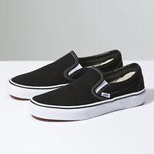 Vans Shoes CSO Classic Slip-on Black White Canvas Slip On Skateboard Sneakers