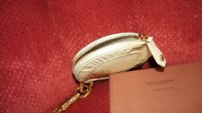 LOUIS VUITTON limited VERNIS TINKERBELL COIN ZIP WALLET VANILLA BAG CHARM