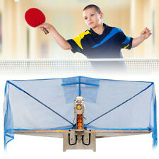 Super Emperor Table Tennis Robot Ping Pong Training Machine Catch Net +Remote