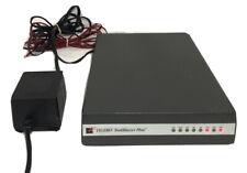 Telebit Trailblazer Plus Packetized Ensemble Modem T18SA 1987