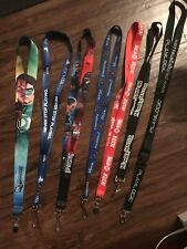 Lanyard Lot Strap Badge ID Holder Keychain PlayStation Game Promo Monster Hunter