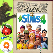 The Sims 4 (PC, MacOS, Online Download / Origin / Imm. Delivery / Multilingual)