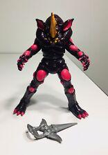 MMPR Power Rangers Rhino Blaster Action Figure Evil Space Alien Complete 7?