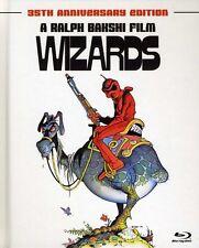Wizards [35th Anniversary Edition] Blu-ray Region A BLU-RAY/WS