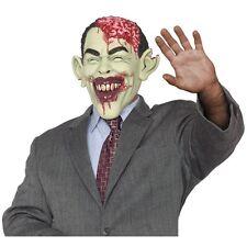 Barack Obama Zombie Mask Adult Funny President Halloween Costume Fancy Dress
