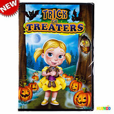Trick or Treaters : DVD Animation Halloween Movie Widescreen NEW