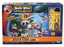 Angry Birds Star Wars Death Star Jenga Game Destroy pigs Christmas Gift Toy Hot