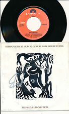 """SIOUXIE AND THE BANSHEES 45 TOURS 7"""" BELGIUM SPELLBOUND"""