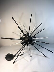 NEW Modern Sputnik Chandelier 8-Light Ceiling Pendant Lamp Lighting Fixture NEW