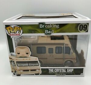 FUNKO POP! RIDES BREAKING BAD THE CRYSTAL SHIP 09