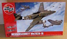 AIRFIX MESSERSCHMITT ME262A-1A 1:72 SCALE GERMAN WW2 JET FIGHTER AIRCRAFT KIT