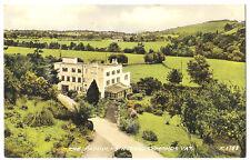Symonds Yat THE PADDOCKS HOTEL Herefordshire OLD POSTCARD 1963