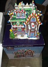 Lemax Carole Towne/Sugar n Spice village collection Dandy's Candy House 2005!!!